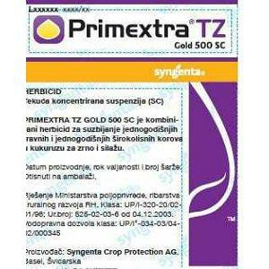 PRIMEXTRA TZ GOLD 500 SC