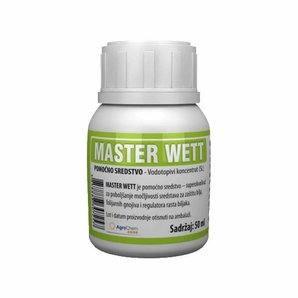 MASTER WETT